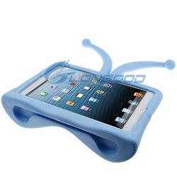 2013 new Grasshopper Self-Standing Fun Free-Standing Kid-friendly 3d EVA Foam Protective Case for iPad mini