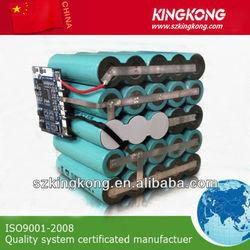 18.5V 11Ah 18650 li ion battery pack