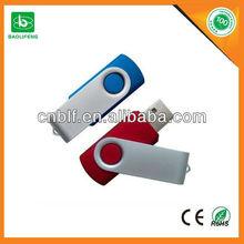 manufacturer top selling swivel usb flash driver