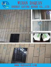 Wuhan polyurethane foam block eps concrete sandwich wall panels