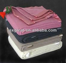 100%puer wool Hotel Blanket
