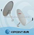 facile installazione staffa antenna parabolica satellitare