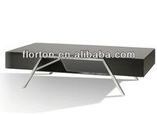 Chocolate tv stand model design tv cabinet