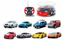 1:43 R/C die-cast car-5 function toy
