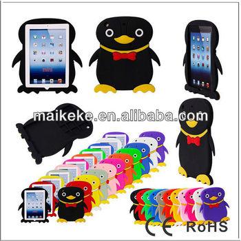high quality case for ipad mini,for mini ipad silicon case