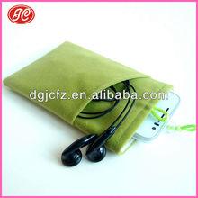 Mobile Phone Bag/Cell Phone Pouch/Microfiber Eyeglasses Bag