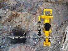 YT23(7655) Short/long Air Leg Rock Drill