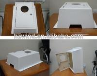GRP water meter boxes
