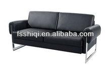 PU leather sofa(110-3)