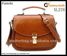 2015 hot sell in UK real leather handbags shoulder bag