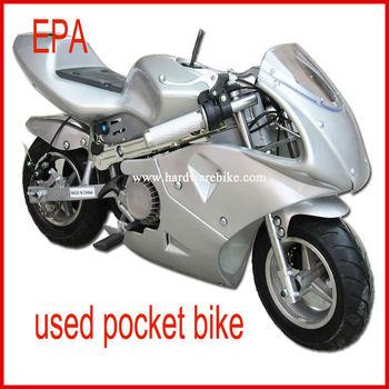 used pocket bike (HDGS-801) EPA