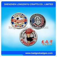 3D USA Silver Coin