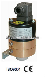 Differential pressure switch DPS