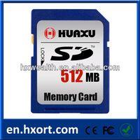 OEM Micro SD Card/ Flash Memory Card 512MB
