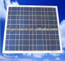 solar panel price list 50w polycrystalline