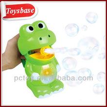 Plastic blow bubbles toys