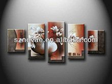 hht1037 Modern Handmade Oil Painting Pictures of Flowers