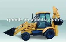 Small backhoe loaders RZL25-10 Backhoe loader with 0.3M3 digging bucket for sale