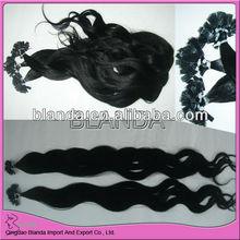 Best Keratin bond , Pre bonded hair extension