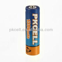 1300mAh Ni-mh batteries - pack of 4