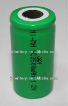 NiMH SC 3500mah 1.2V battery pack for electric power tool