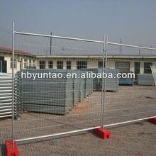 plastic portable fence