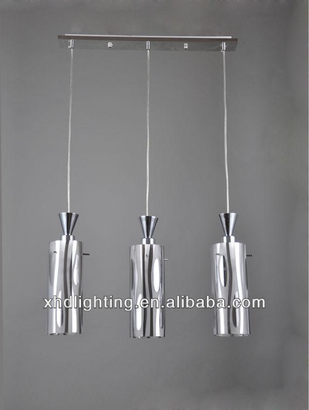 Pas cher d coration bouteille verre clairage pendentif lustre id du produit - Lustre bouteille verre ...
