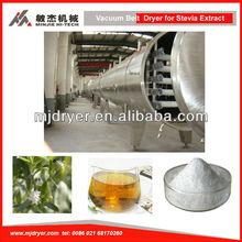 vacuum belt stevia processing line