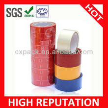 2012 High Quality Cheap Colored Adhesive Tape