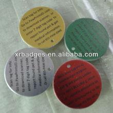 China factory 2013 new dog tag pet tag ID TAG