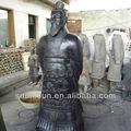 barro artesanal estátua de cerâmica