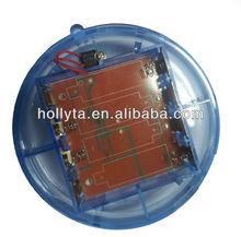 Amber Flashing LED Safety Beacon Warning Flash Lights 1W Bulb