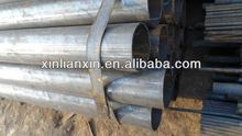 BS/GB Fluid hot dip galvanized pipe greenhouse