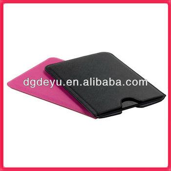 pu leather sleeve for ipad mini