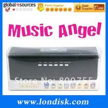 Original mini music angel speaker JH-MAUK2 audio box speaker can play MP3 music from USB,MIcro sd card ,FM