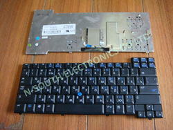 Russian Laptop keyboard For HP compaq 6220 with point RU black
