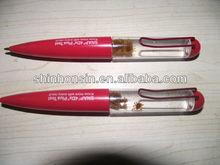 floating fat metal pens