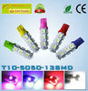 Top seller T10 194 W5W 5050 13 SMD