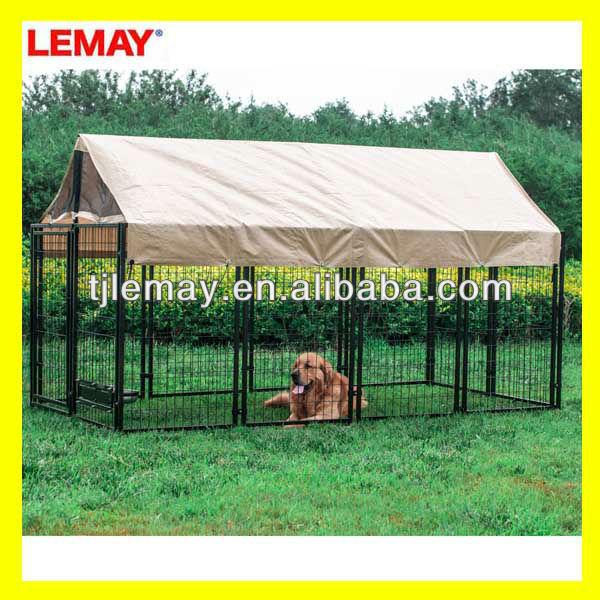 luxury beautiful waterproof dog kennel
