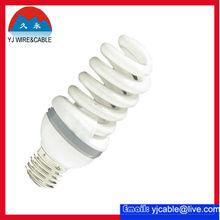 energy saving light bulb U shape Spiral shape energy saving Longlife 100% tri-phosphor energy saving light bulb