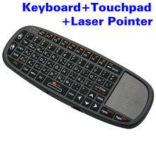 Wireless Mini Arabic Keyboard