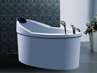 freestanding short bathtub 1300*800*600