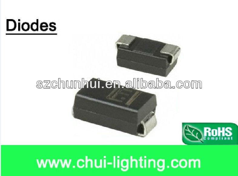 Diodo zener 15v 500mw sod80c bzv55-c15,115