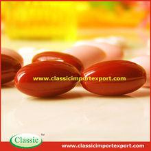 Powerful antioxidant lycopene softgel