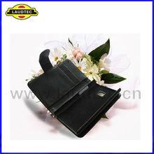 Case for LG Optimus L3 E400,Lichee Pattern Wallet Case for LG Optimus L3,More Colors Available,Laudtec