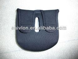 Velcro close golf mallet cover,neoprene golf putter cover,neoprene golf cover