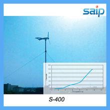 2013 Newest new energy 400W generator wind power