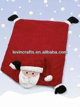 LE h1558 bearington bears baby santa plush belly play mat