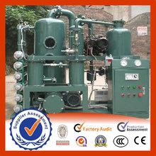 HV Transformer Oil Degas Oil Purifier Oil Dehydration Unit
