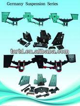 German suspension system